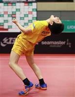 【オリンピズム 道 東京へ】日本卓球界のホープ・張本智和(1)世界驚かす「100年に一…