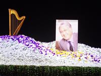 「コーラスライン」楽曲で追悼 浅利慶太さんお別れの会