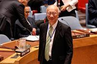 国連安保理で対北報告書めぐり米露対立 米「組織的違反」 露「公平ではない」