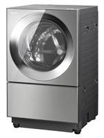 ヒーター能力1・5倍で乾燥容量アップ パナソニック、ドラム洗濯機「キューブル」の新型を…