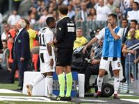 【欧州サッカー】ドウグラスコスタが4試合出場停止 イタリア1部