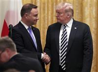 米とポーランド、対露で軍事協力強化 米軍基地新設も協議「実現すればフォート・トランプに…