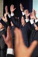 【自民党総裁選】安倍晋三首相「改憲案の一つの方向の結果出た」