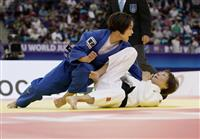 【世界柔道】V2目指す渡名喜が決勝へ 高藤、永山は準決勝で対戦