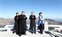 【南北首脳会談】金正恩氏、早期の米朝首脳会談を希望 核実験場の検証受け入れ 最終日には…