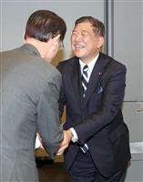 【自民党総裁選】石破茂元幹事長挨拶回り「選挙が終わった瞬間から次の選挙だ」