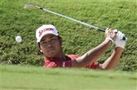 【米男子ゴルフ】松山英樹は7打差25位 ウッズが首位 プレーオフ最終戦、ツアー選手権第…