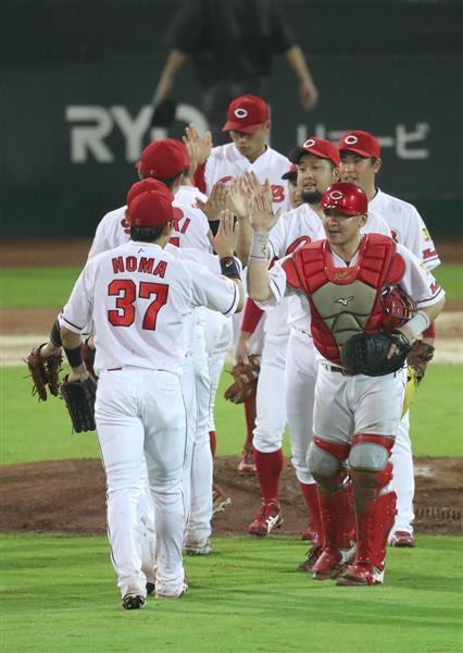 プロ野球】広島逆転勝ちでM3 神3...