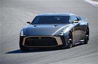 コイツは完璧に動くショーカーだ!--日産GT-R50 by イタルデザインに乗った