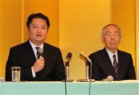 山梨県知事選、横内正明前知事が長崎幸太郎氏に出馬要請「国とパイプある知事を」