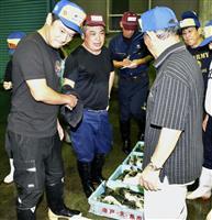 フグの季節到来 下関で「初競り」 最高値は1キロ1万9千円