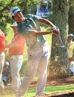 松山英樹が5打差10位浮上 ウッズは首位キープ 米男子ゴルフ・ツアー選手権第2日