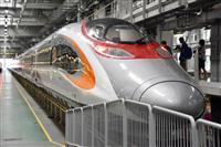 中国-香港に高速鉄道 23日開業、民主派は反発