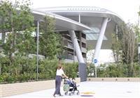 JR脱線事故の「祈りの杜」 尼崎で一般公開始まる