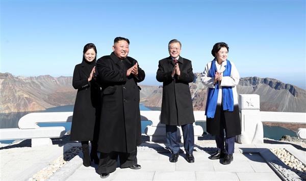 文在寅は北朝鮮で何を見たのか 李相哲龍谷大学教授寄稿