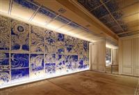 【アート 美】高松宮殿下記念世界文化賞絵画部門 ピエール・アレシンスキー 個性生んだ書…
