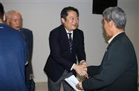 長崎氏、山梨知事選へ決意表明 25日会見「心定まった」