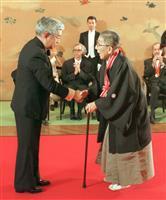 【世界文化賞・歴代の巨匠】歌舞伎俳優、中村歌右衛門さん (2)「性根」が根本