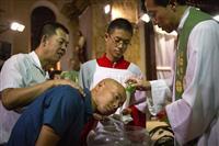 中国、宗教の締め付け強化 「歴史的」合意も思惑不一致