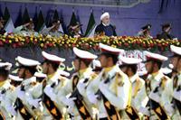 イラン銃撃テロ、徹底捜査指示 大統領、軍は米関係と主張