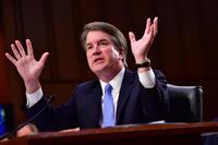 告発女性、議会証言に同意 米最高裁判事候補の「性的暴力」疑惑