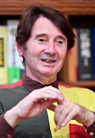 【話の肖像画】数学者・大道芸人 ピーター・フランクル(1)日本が国際数学オリンピックに