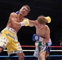 【ボクシング】田中恒成が3階級制覇 12戦目は世界最速タイ WBOフライ級タイトルマッ…