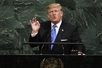 国連総会、トランプ氏がNY入り 25日に一般討論演説