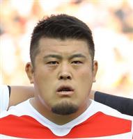ラグビー日本代表の浅原拓真選手、車にひかれ軽傷 チームメートが救助