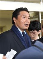 【大相撲】貴乃花親方が協会に退職届を提出