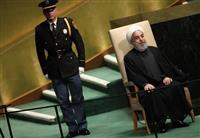 イランのロウハニ師 米批判「制裁は経済テロ」「知性が脆弱」非難の応酬
