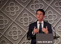 スペインで仏元首相出馬へ バルセロナ市長目指し
