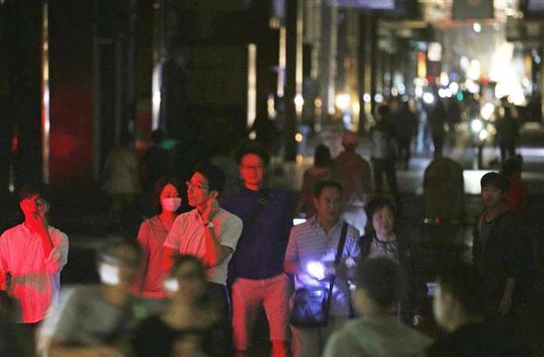 北海道震度7地震で再生エネ、全面復旧まで約1週間 災害時の活用が課題に