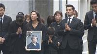 樹木希林さん死去 テレビ東京社長「違う世界の方だが、尊敬したいぐらいの生き方」