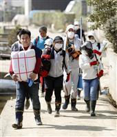 西日本豪雨のボランティア、まだ必要です…ネット予報で人数明記 倉敷