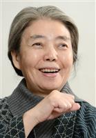 樹木希林さん死去 フジテレビ社長「日本を代表する個性派女優」 「パルムドール」受賞の「…
