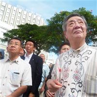 「沖縄は竹下派の牙城」 知事選で存在感アピールに懸命