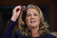 米最高裁判事候補カバノー氏「おぞましい誹謗中傷」 暴行疑惑で議会証言