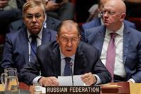 対北、中露は「制裁緩和を」 日米との温度差鮮明に 安保理会合