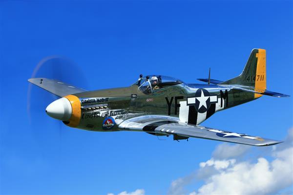 P-51マスタングがレシプロ戦闘機の最高傑作である理由