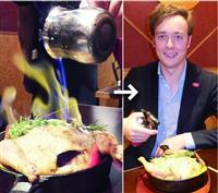 【近ごろ都に流行るもの】「丸鶏料理」 皮はパリッと肉柔らか 新世代が美味追求