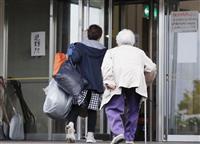 台風警戒で再び避難所へ 北海道厚真町、相次ぐ災害に不安