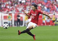 【Jリーグ】2得点で勝利に導いた浦和の興梠「ACL圏内いける」