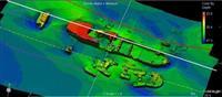 水路海底に未知の沈船 マラッカ海峡、日本の調査で確認