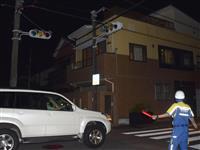 【台風24号】静岡県内で一時71万戸が停電 全面復旧は4日