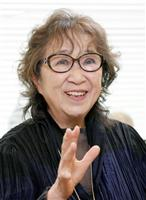 【話の肖像画】アーティスト・中谷芙二子(85)(1)