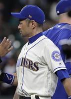 【MLB】イチローが来季の現役復帰に決意 「ずっと変わっていない」