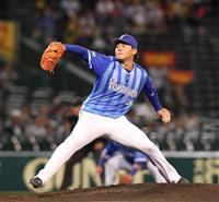 多和田が16勝目 日1-2西