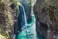 【日本再発見 たびを楽しむ】大自然の絶景楽しめる神秘的な名所~高千穂峡(宮崎県高千穂町…