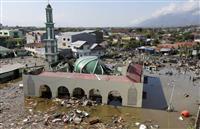 インドネシア地震 副大統領「死者数千人の可能性も」